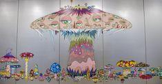 "Takashi Murakami's ""Super Nova"" at the San Francisco Museum of Modern Art"