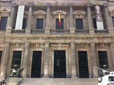 Museo Arqueológico Nacional (MAN) en Madrid, Madrid