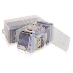 Caixas para guardar livros! A Brinco de Casa indica os organizadores adequados para o seu caso! www.brincodecasa.com #personalorganizer #organização #brincodecasa