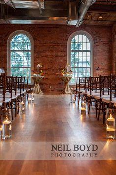 The Cotton Room in Durham, NC.  Raleigh weddings.  Durham weddings.  Neil Boyd Photography.