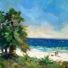 Artist Guido Frick Paintings, Prints, Artwork for Sale, Workshops, Bio New Fine Arts, Ocean Scenes, Painting Techniques, Art Boards, Gallery, Artwork, Beach Paintings, Oil, Saturday Morning