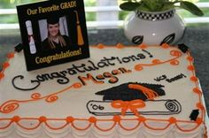 High School Graduation Cakes | Two easy homemade high school graduation cake ideas - Gifts And Favors ...