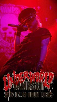 VAMPS Underworld Live 2017