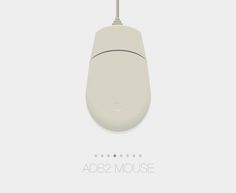 the #apple mouse over time - drawn entirely using CSS