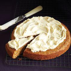 Carrot Cake - Clean Eating - Clean Eating