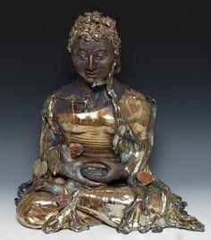 Bodhi Tree Buddha--TheBuddhaBuilder