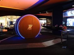 The Hublot Watch Capsule at Istinye Park Istanbul. Hublot Watches, Istanbul, Park, Parks