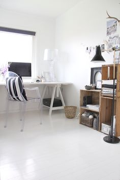 My Washi Tape: My washi tape   home office