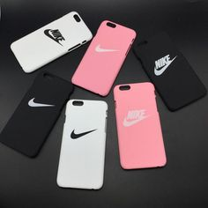 "The New ""Nike"" Printed Iphone 7 7plus &6 6s Plus Cover Case + Nice Gift Box"