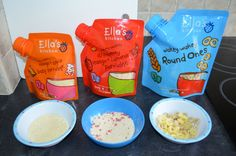 Ella's Kitchen Wakey Wakey Breakfast Range - Love From Mummy