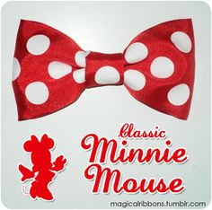 Magical Ribbons - Classic Minnie Mouse