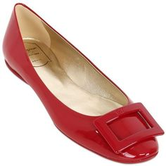 10mm Rubber sole. Patent leather covered buckle. Made in Italy.