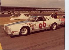Watched Dale race this in his first Cup race at Charlotte in 1976.
