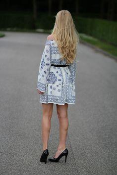 færdiguddannet med et 12-tal VIA TEKO VIA design Branding and Marketing Management designteknolog zara kjole modeblogger Amy Dyrholm Søndervig skulptur is