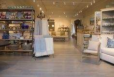 Our Nantucket Main Street shop got a makeover this January - brand new floors and fresh paint, all set for Spring to arrive.