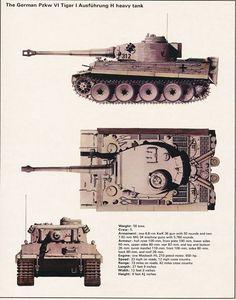 German Panzer VI Tiger