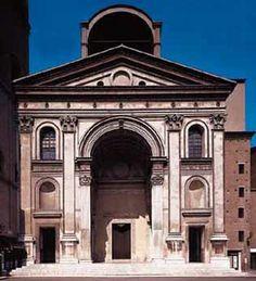 Leon Battista Alberti, S. Andrea a Mantova (1470)