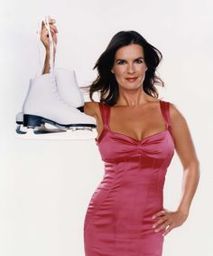 Topless and sexy. Katarina Witt, Indian Celebrities, Hollywood Celebrities, Just Deal With It, Female Athletes, Lady, Pretty Woman, Playboy, Bodycon Dress