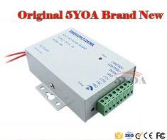 Deur Toegangscontrole systeem Schakelaar Voeding 3A/AC 110 ~ 240 V DC 12 V Nieuwe voor RFID vingerafdruk Toegangscontrole Apparaat Machine