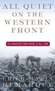 All Quiet on the Western Front by Erich Maria Remarque (44-16)