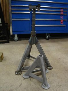 Building tripod stands - The Garage Journal Board
