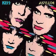 Asylum (Kiss album) - 1985