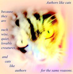 Authors Like Cats