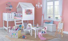 Tok&Stok Quarto infantil Utilize acessórios e móveis originais para deixar o quarto divertidamente organizado.