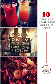 New Orleans Travel Tips and Tricks
