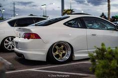 Acura rsx tuccckkkeeeddd