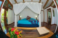 Such a cool room @ Matanivusi Beach Eco Resort  #fiji #travel #islands