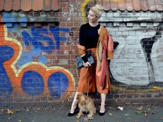 Fall Look with Culottes - Be inspired