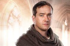 Matthew Macfadyen as Prior Philip in The Pillars of the Earth.