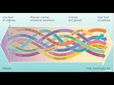 Explains the inter-relatedness of wellness dimensions and the concept of wellness as a journey or process in everyday life. Spiritual Wellness, Meaningful Life, Physics, Spirituality, Youtube, Spiritual, Youtubers, Youtube Movies, Physique