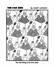 The Far Side, by Gary Larson
