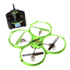 Save $10 off on the UDI 818A HD+ drone by entering the code HDPLUS10 at checkout