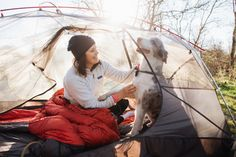 The Sunda 2 person tent & All-in-one Hammock by Kammok :)