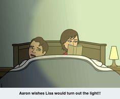 Lisa's bitstrips
