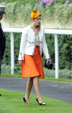 thebritishnobility:  Royal Ascot 2014 Day 3, June 19, 2014-Princess Beatrice