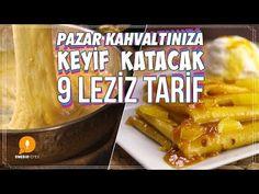 Pazar Kahvaltınıza Keyif Katacak 9 Leziz Tarif - Onedio Yemek - Kahvaltı Tarifleri - YouTube