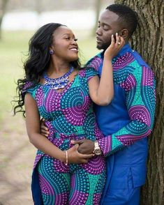 The most classic collection of beautiful traditional and ankara styles and designs for couples. These ankara styles collections are meant for beautiful African ankara couples African Wedding Attire, African Attire, African Wear, African Women, African Dress, African Inspired Fashion, African Print Fashion, Africa Fashion, African Fashion Dresses