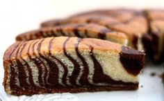 This Chocolate Marble Cake smells so good when fresh out of the oven. All from scratch and homemade goodness! I love this with a glass of milk or hot coffee!