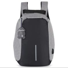 NEW COUPON - Multifunction Travel USB Port Backpack for $22.99! חדש! - קופון הנחה על תיק גב איכותי עם חיבור מטען USB https://buyim.co.il/NEW