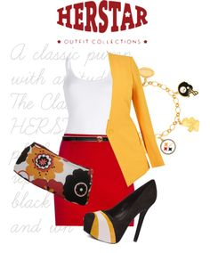 """HERSTAR Fashion"" by missmelika on Polyvore"