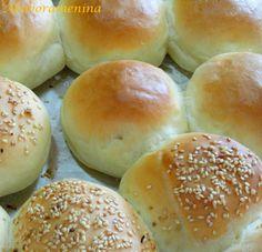 Abóbora Menina: Pão de Hamburguer Caseiro!