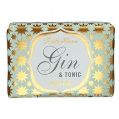 For mums who love Gin & Tonic..The Gin & Tonic Soap Bar!