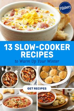 Slow Cooked Meals, Crock Pot Slow Cooker, Crock Pot Cooking, Pressure Cooker Recipes, Winter Vegetable Soup, Vegetable Soups, Crockpot Dishes, Crockpot Recipes, Cooking Recipes