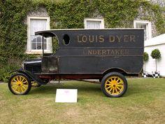 Model T truck #vintage #car