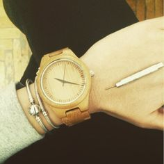 Few more days till 2016! But here's a Tibayan bamboo wood watch for you first. Buy one today for only $80 at www.relomoto.com/products/tibayan.  Use this 15% code upon checkout: bye2015 (valid till 31st dec)