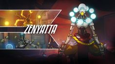Download Zenyatta Overwatch Wallpaper Pt Desu 2560x1440